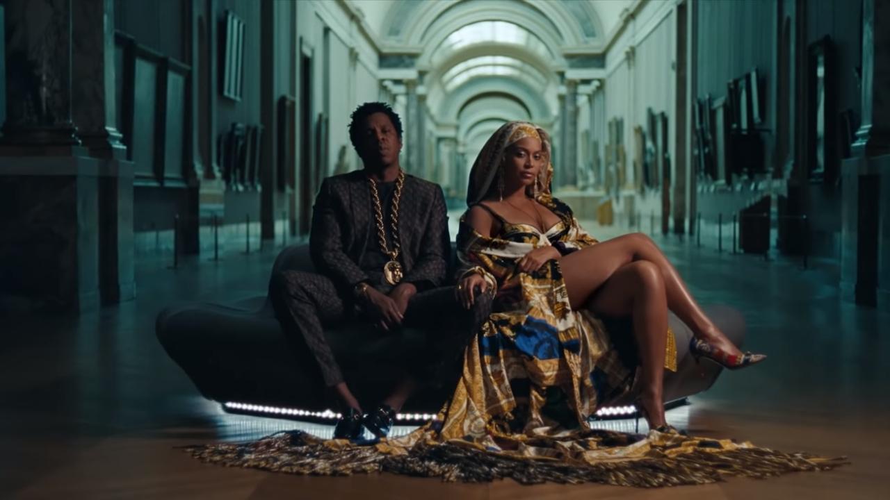 Beyoncé i jej mąż Jay-Z