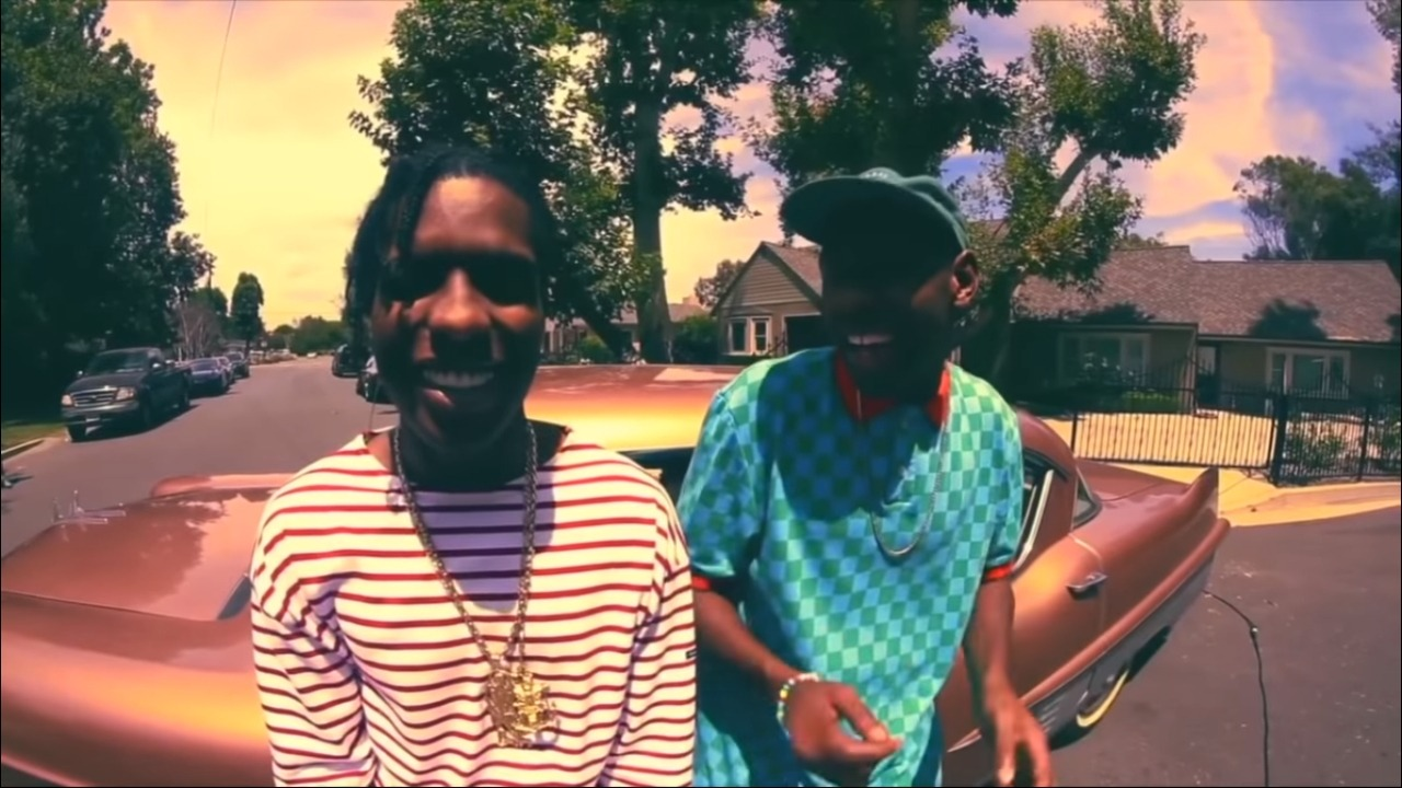 Asap Rocky & Tyler The Creator