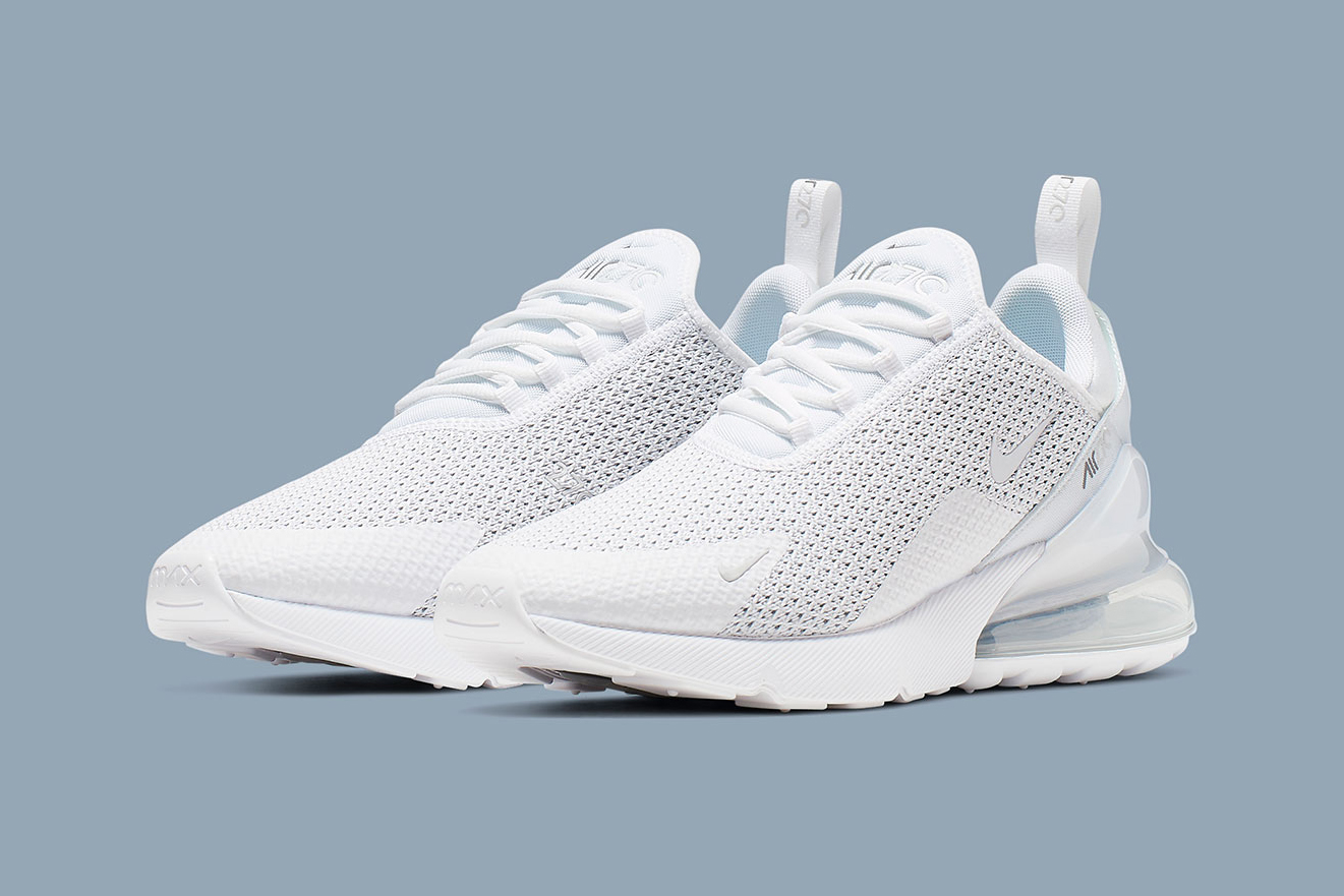 Nike Air Max 270 Pure Platinum