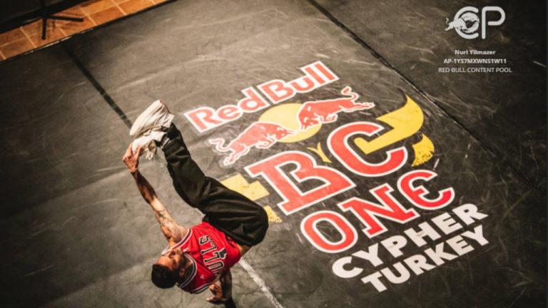 Red Bull hip-hop i breakdance