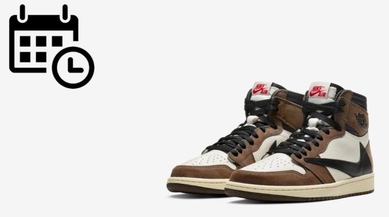 Air Jordan 1: kalendarz premier na pierwszą połowę roku