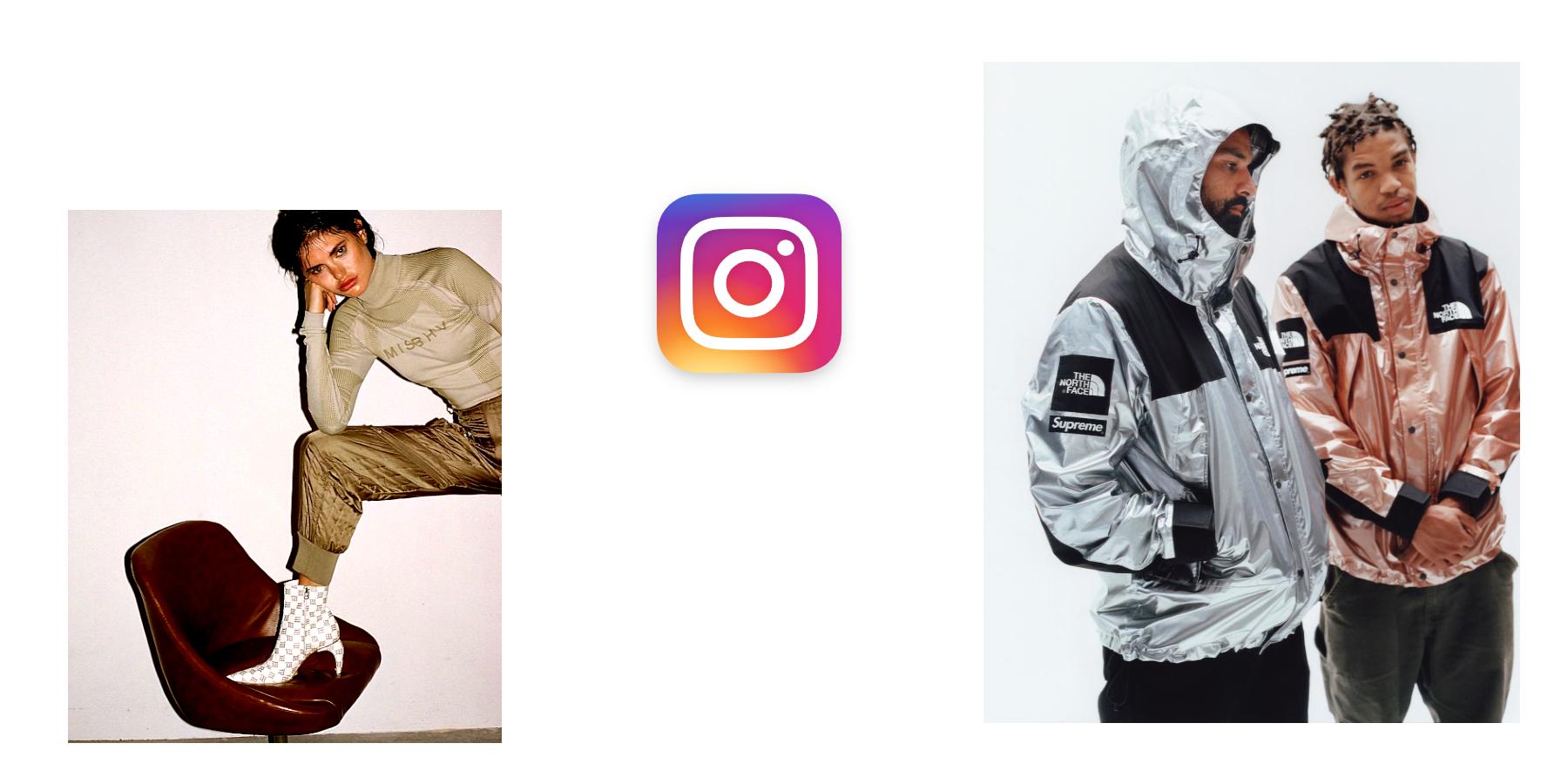 Jak streetwearowe brandy radzą sobie na Instagramie