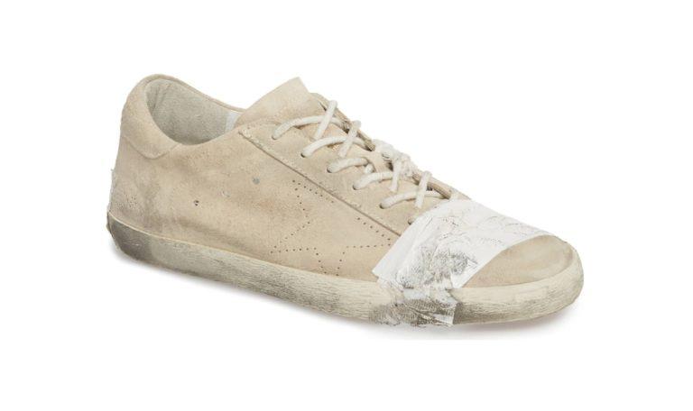 Fetyszyzacja biedy? 7 luksusowych sneakersów z efektem zużycia