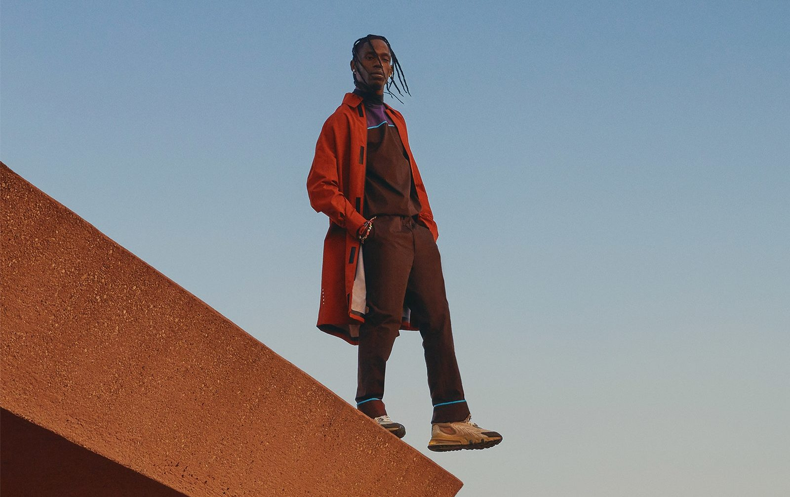 Travis Scott GQ