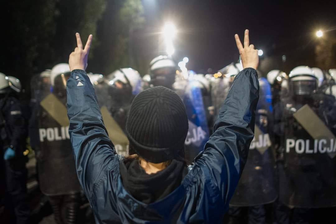 zakaz aborcji protest