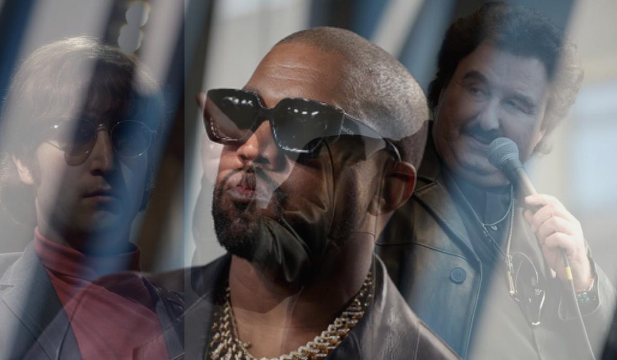 mashupy z Kanye Westem