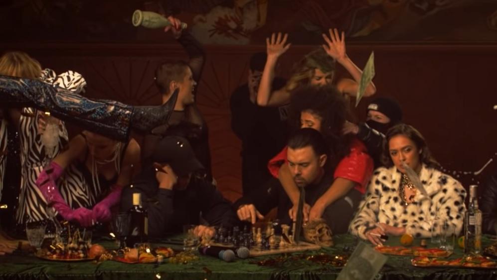 PRO8L3M - Backstage / gościnnie: Andrzej Zaucha