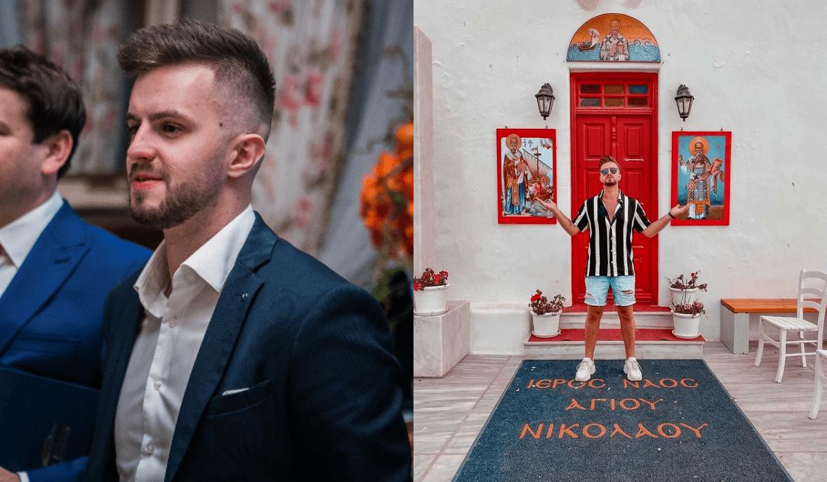 Robert Puzdrowski- wywiad