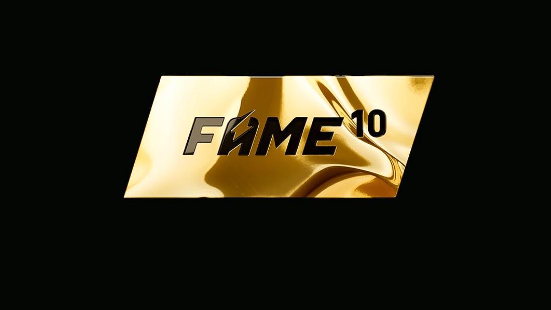 Logo Fame MMA 10