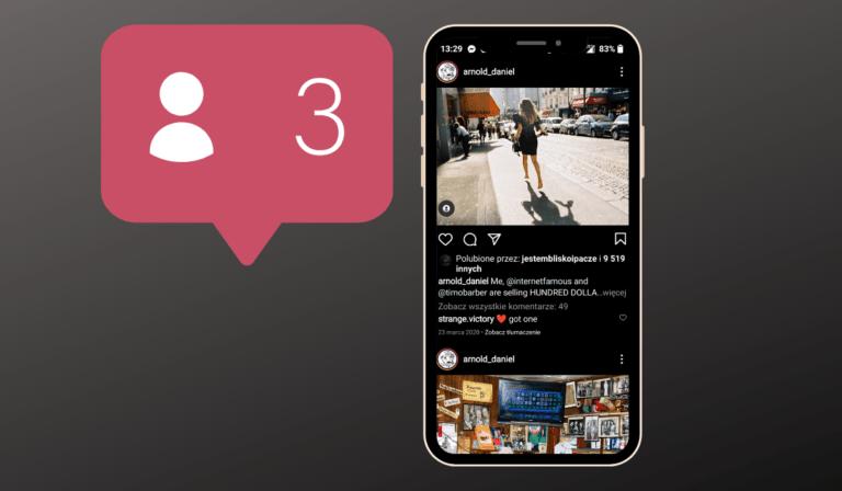 Jak Instagram może zmienić Twój punkt widzenia?