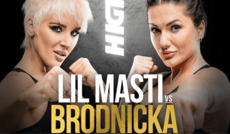 Lil Masti zawalczy na High League z… mistrzynią świata w boksie!